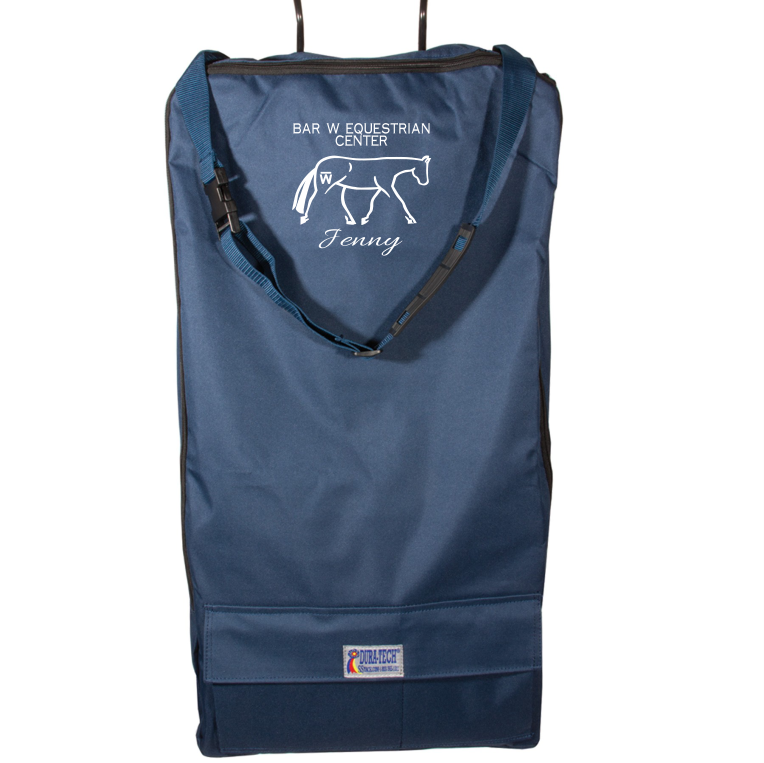 Bar W Equestrian Halter Bridle Bag